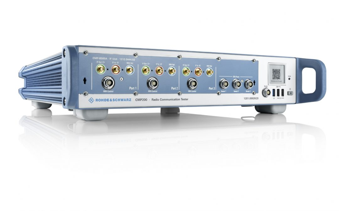 Rohde & Schwarz and Decawave cooperate to develop T&M capabilities for UWB