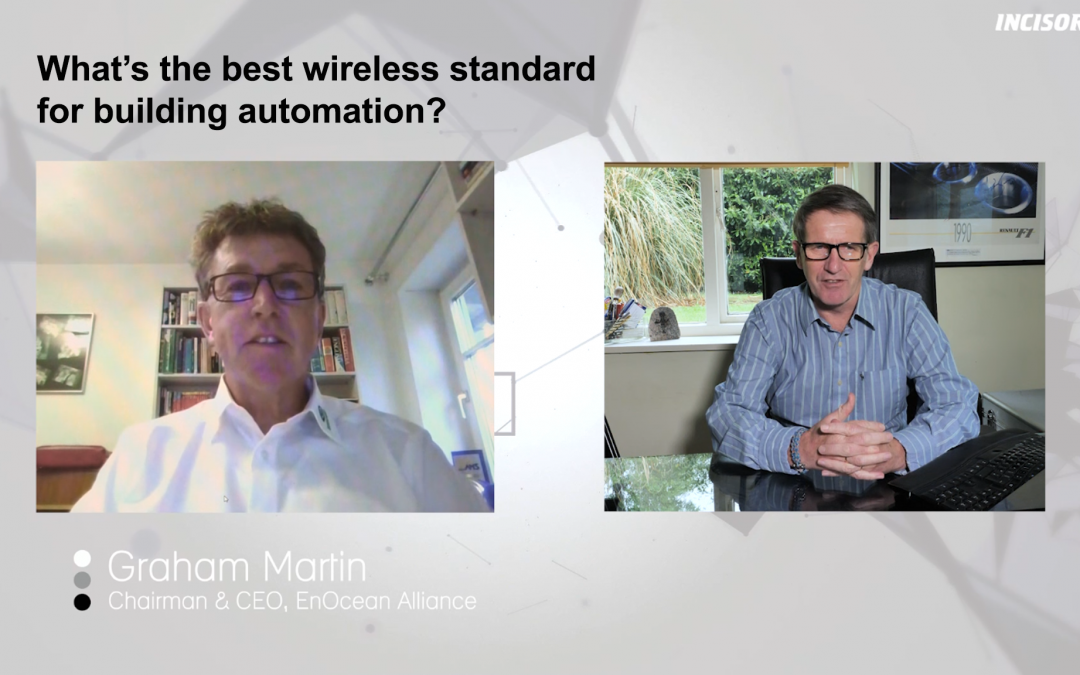 What's the best wireless standard for building automation?