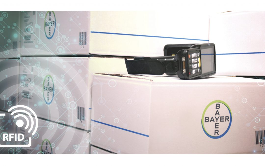 Murata's RFID technology helps Bayer revolutionise transparency of its pharmaceutical supply chain