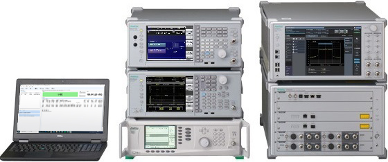 Anritsu Launches New 5G RF Regulatory Test System