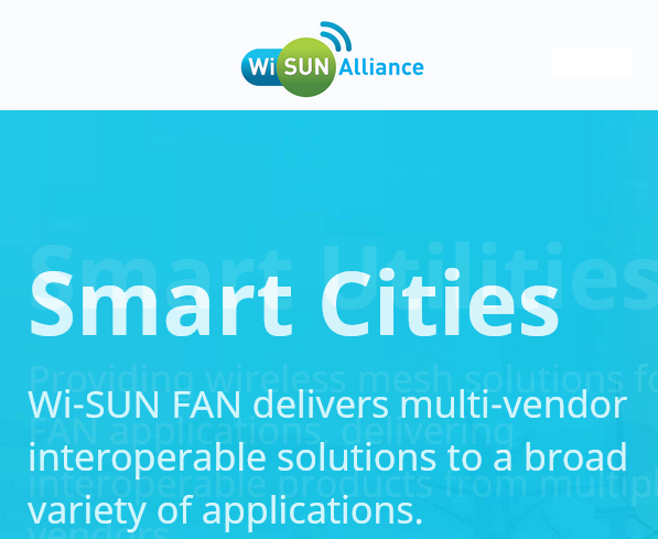 Wi-SUN Alliance global membership up 20%
