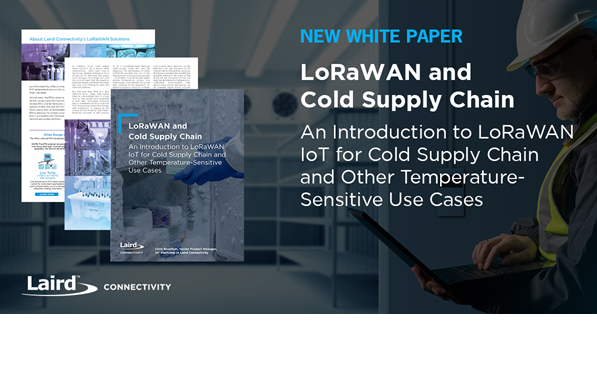 LoRaWAN and Cold Supply Chain