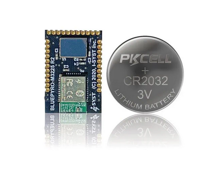 Bluetooth LE module with PIR sensor enables wireless room occupancy detection
