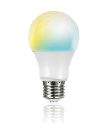 Bluetooth LE/Thread smart LED bulb enables lighting control from connected device or voice command