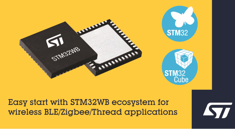 STMicroelectronics Accelerates Wireless Product Development